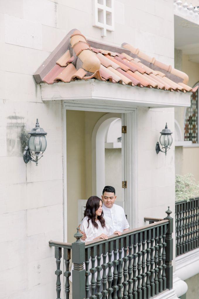 Putra & Nadia Prewedding by Iris Photography - 034