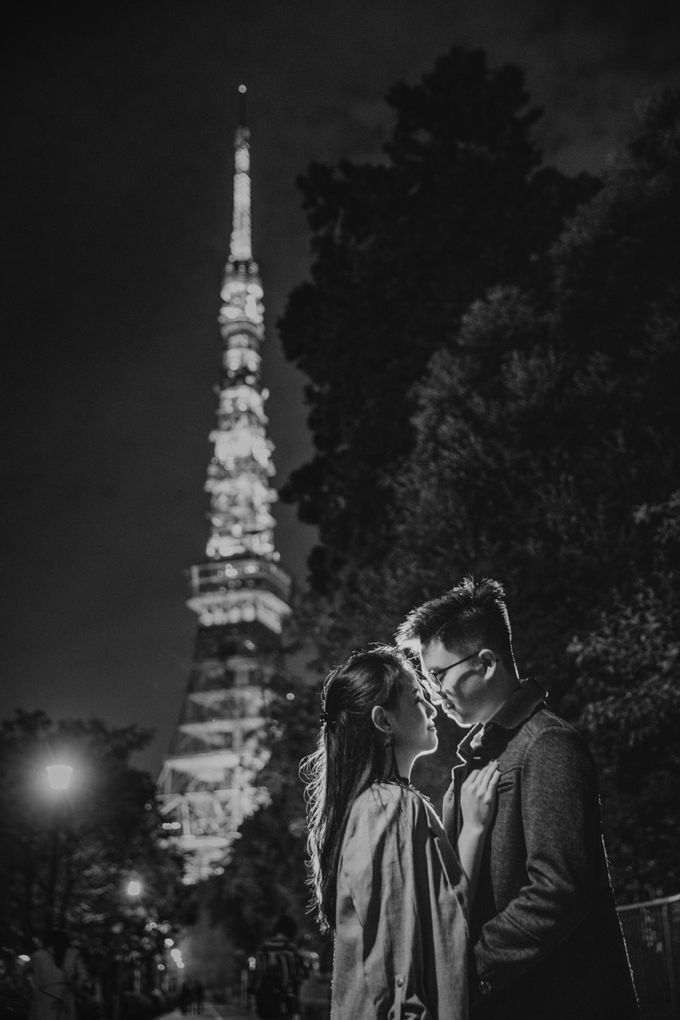 Japan Prewedding - Vincent and Adeline by Iris Photography - 024