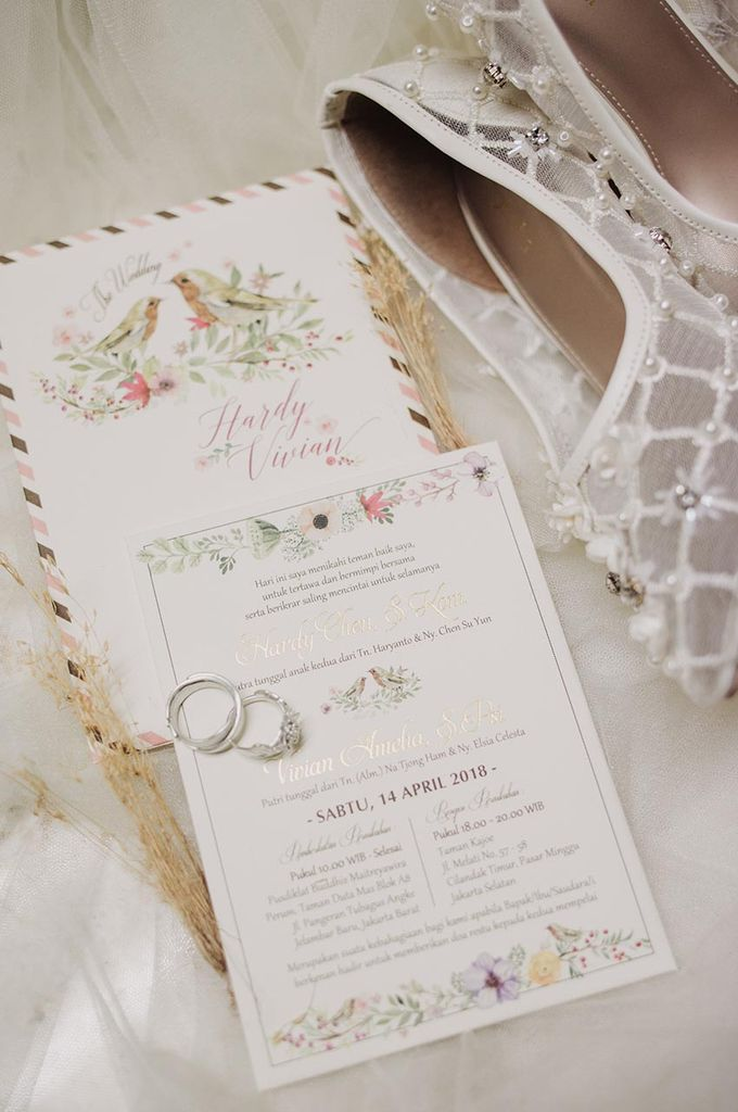 Hardy & Vivian Wedding by WedConcept Wedding Planner & Organizer - 003