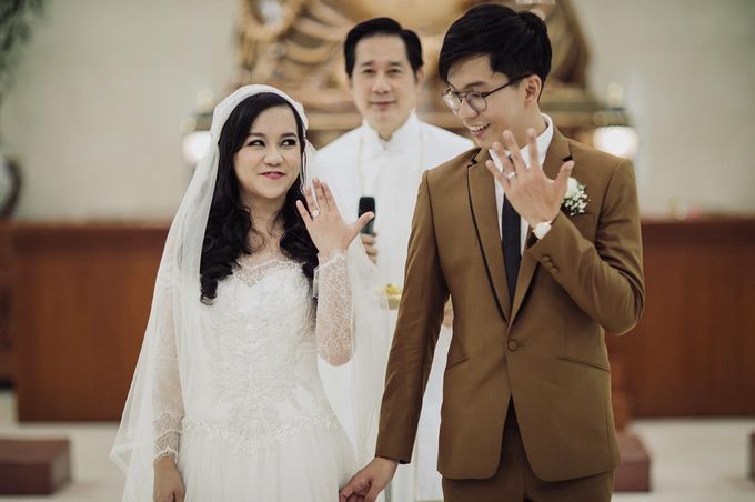 Hardy & Vivian Wedding by WedConcept Wedding Planner & Organizer - 027