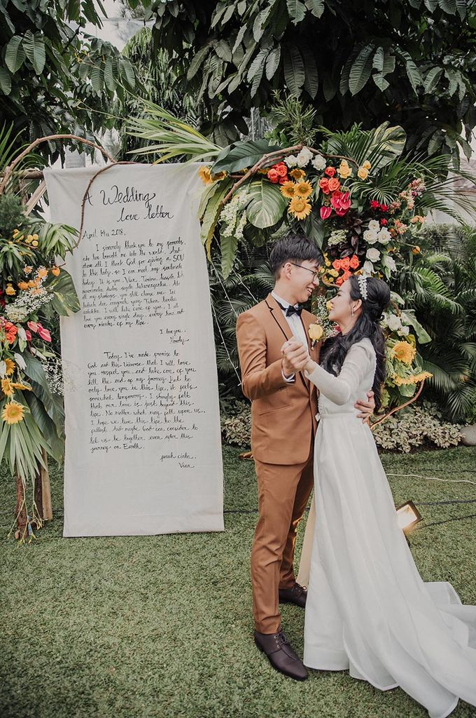 Hardy & Vivian Wedding by WedConcept Wedding Planner & Organizer - 044
