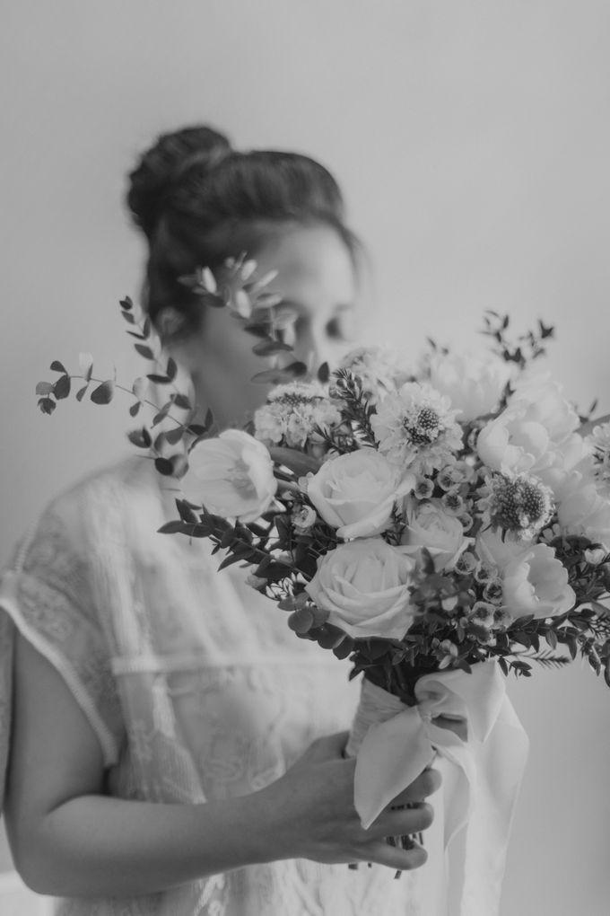 Putra & Nadia Prewedding by Iris Photography - 003