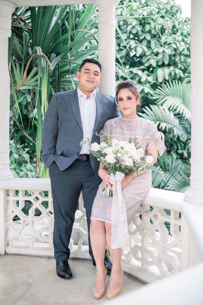 Putra & Nadia Prewedding by Iris Photography - 004