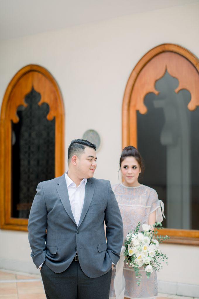 Putra & Nadia Prewedding by Iris Photography - 008