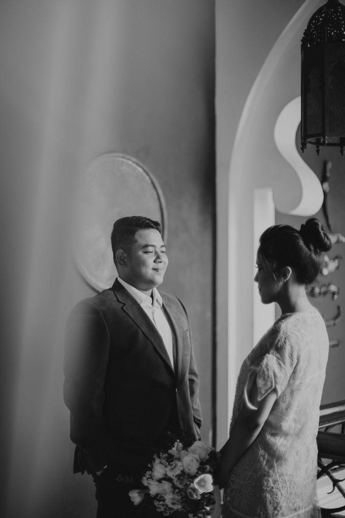 Putra & Nadia Prewedding by Iris Photography - 013