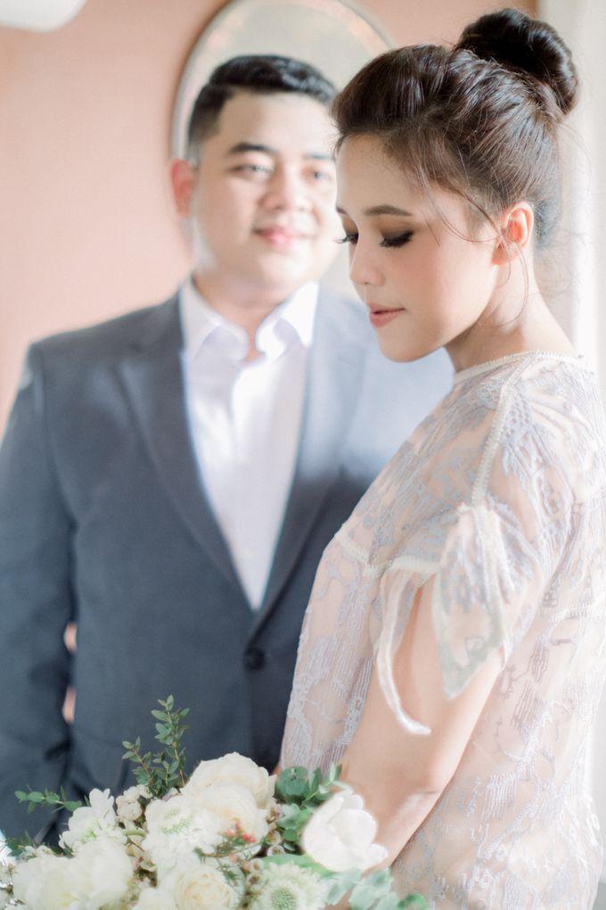 Putra & Nadia Prewedding by Iris Photography - 010