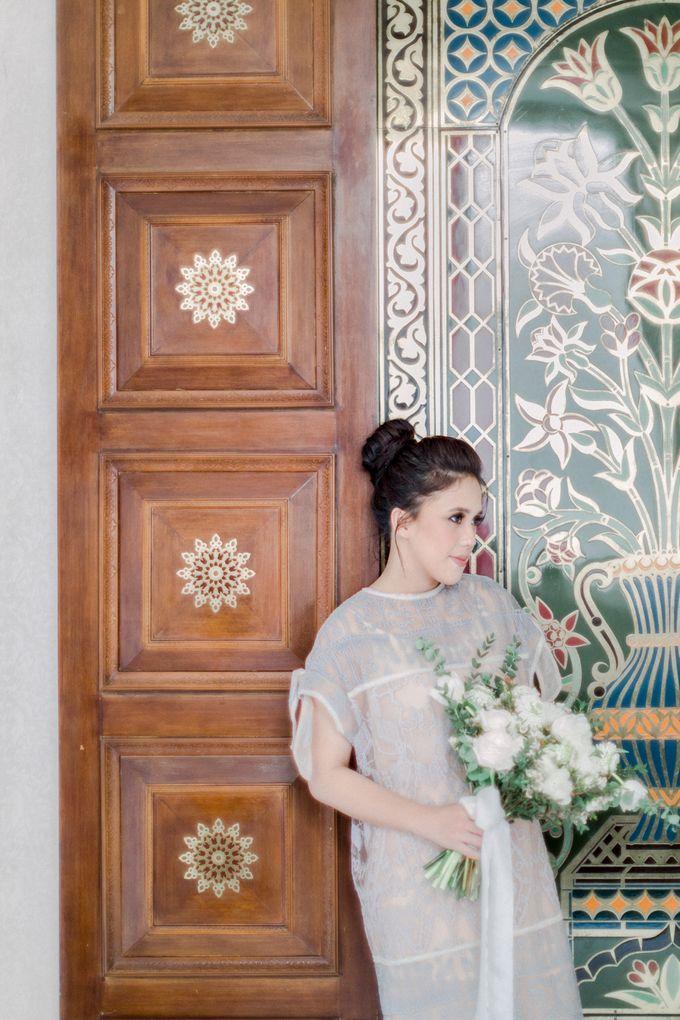 Putra & Nadia Prewedding by Iris Photography - 016