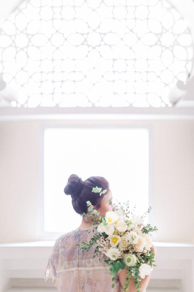 Putra & Nadia Prewedding by Iris Photography - 015