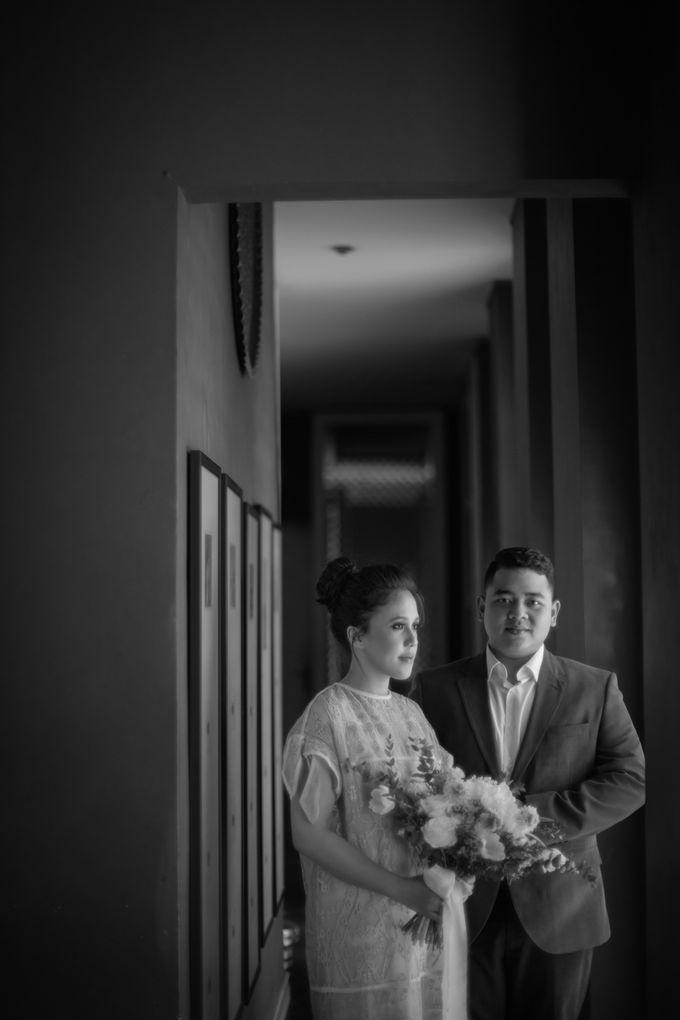Putra & Nadia Prewedding by Iris Photography - 020