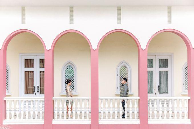 Putra & Nadia Prewedding by Iris Photography - 023