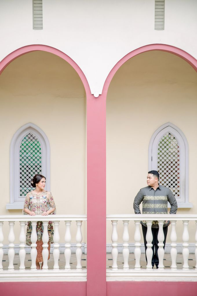 Putra & Nadia Prewedding by Iris Photography - 024