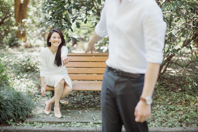 Japan Prewedding - Vincent and Adeline by Iris Photography - 007