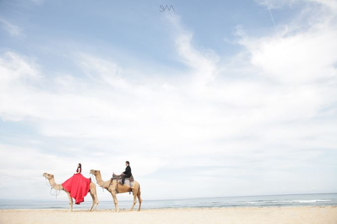 Prewedding of Kevin & Anatashya by SYM Pictures - 001