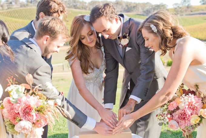 Lighthearted and modern wedding ceremonies by Camille Abbott - Marriage Celebrant - 004
