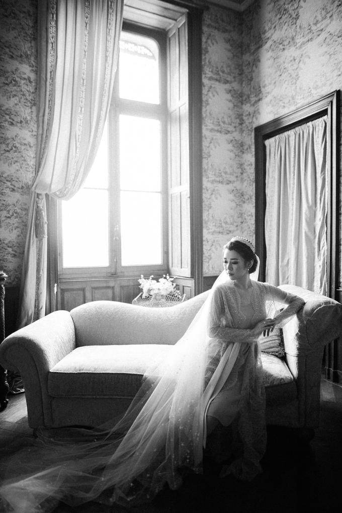Ryan & Dewi wedding (Wedding in Paris) by Winnie Neuman Make up Artist - 002