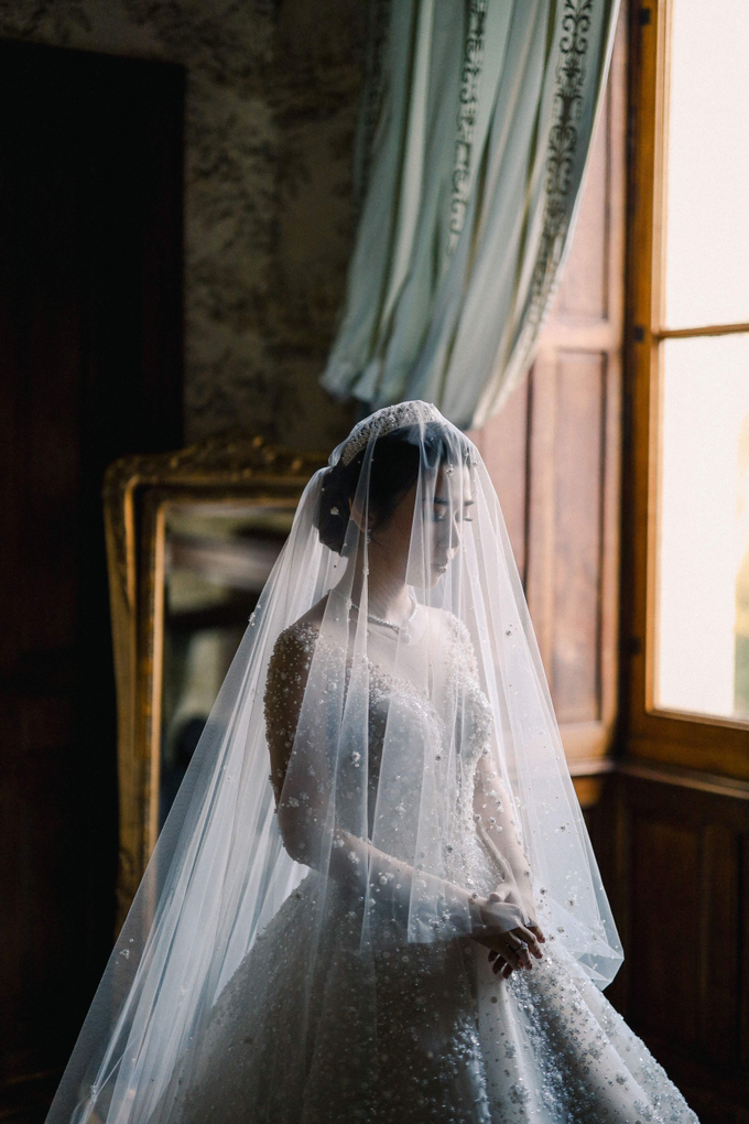 Ryan & Dewi wedding (Wedding in Paris) by Winnie Neuman Make up Artist - 006