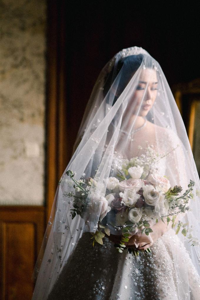Ryan & Dewi wedding (Wedding in Paris) by Winnie Neuman Make up Artist - 007