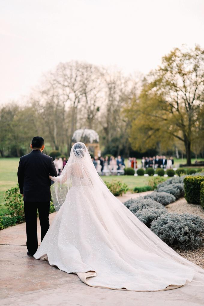 Ryan & Dewi wedding (Wedding in Paris) by Winnie Neuman Make up Artist - 011