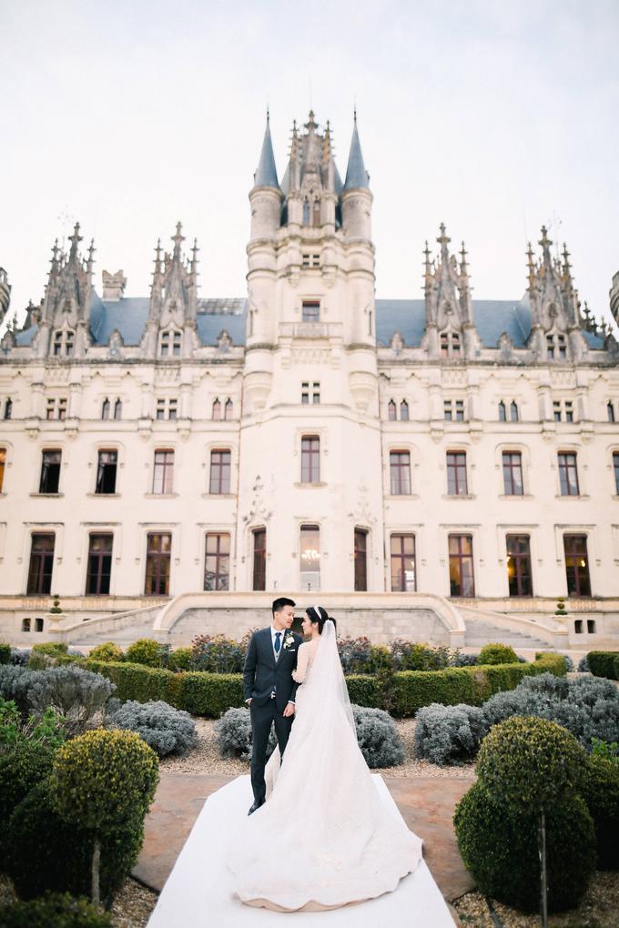 Ryan & Dewi wedding (Wedding in Paris) by Winnie Neuman Make up Artist - 013