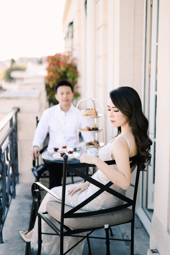 Ryan & Dewi wedding (Wedding in Paris) by Winnie Neuman Make up Artist - 016