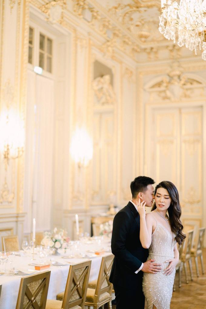 Ryan & Dewi wedding (Wedding in Paris) by Winnie Neuman Make up Artist - 019