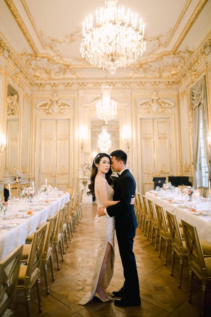 Ryan & Dewi wedding (Wedding in Paris) by Winnie Neuman Make up Artist - 020