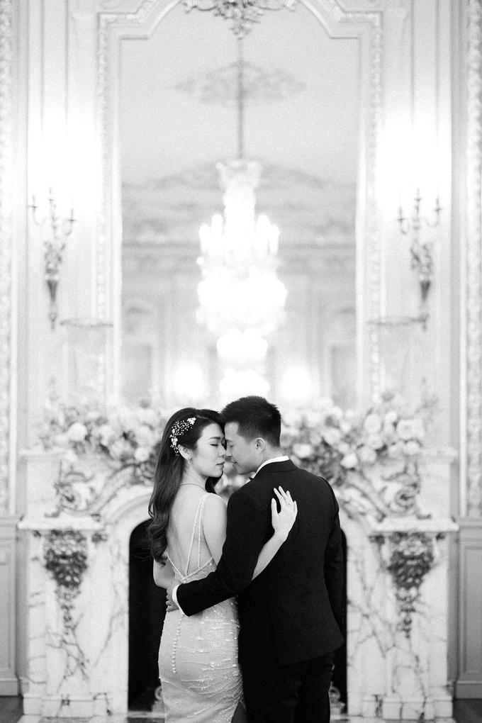 Ryan & Dewi wedding (Wedding in Paris) by Winnie Neuman Make up Artist - 022