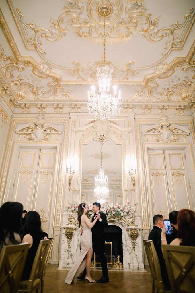 Ryan & Dewi wedding (Wedding in Paris) by Winnie Neuman Make up Artist - 025