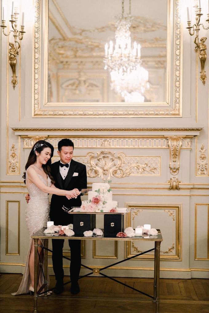 Ryan & Dewi wedding (Wedding in Paris) by Winnie Neuman Make up Artist - 026