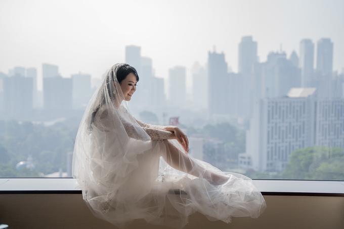 Livya & Irvan Wedding  by Winnie Neuman Make up Artist - 003
