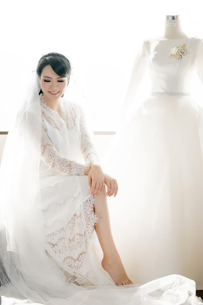Livya & Irvan Wedding  by Winnie Neuman Make up Artist - 001