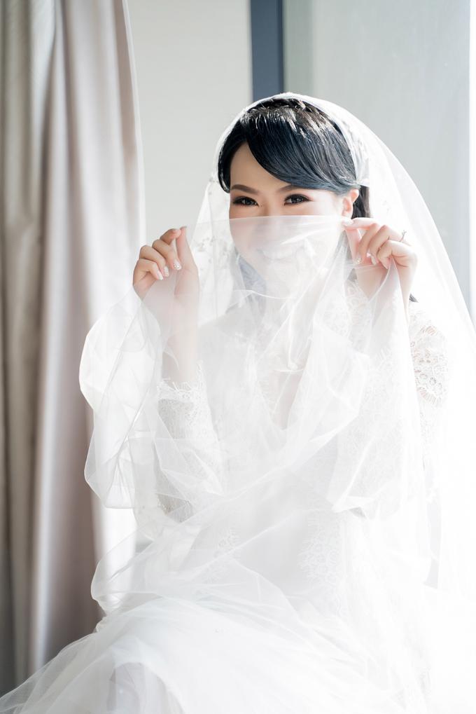 Livya & Irvan Wedding  by Winnie Neuman Make up Artist - 004