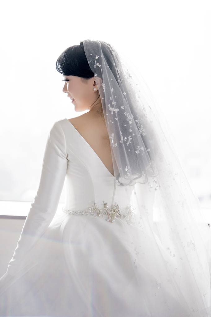 Livya & Irvan Wedding  by Winnie Neuman Make up Artist - 006