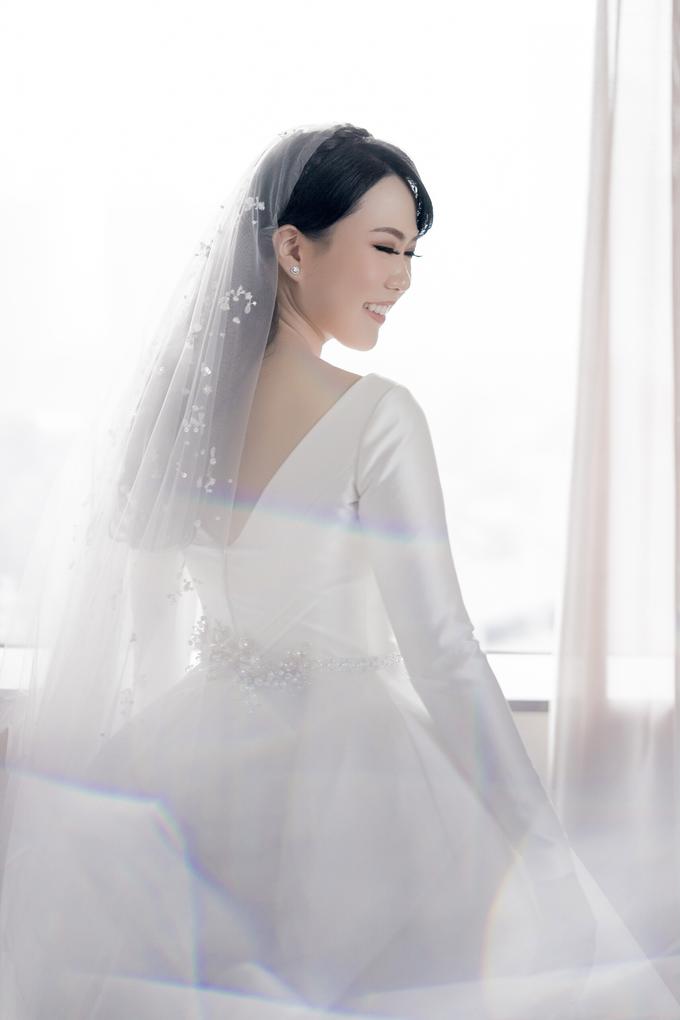 Livya & Irvan Wedding  by Winnie Neuman Make up Artist - 007