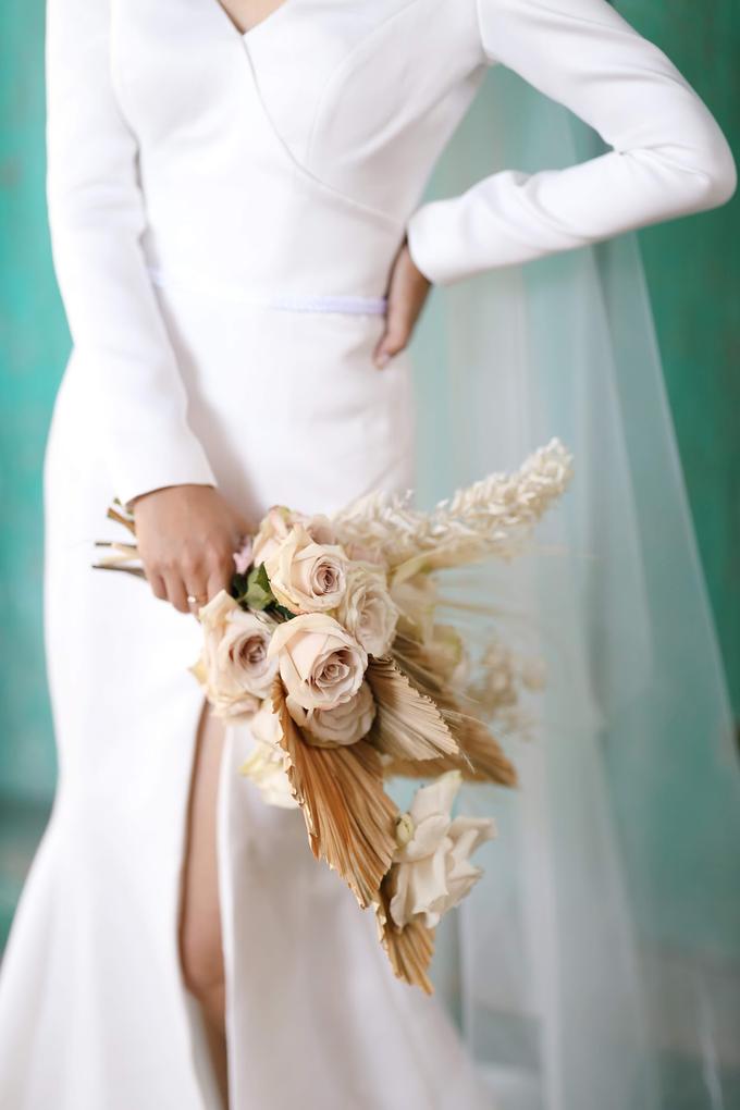 Sandy & Debby Wedding by Winnie Neuman Make up Artist - 021