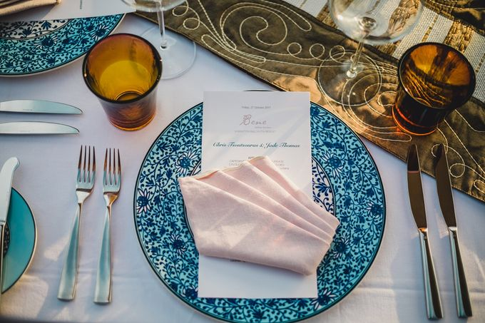 Chris & Jade Proposal Dinner by Sheraton Bali Kuta Resort - 003