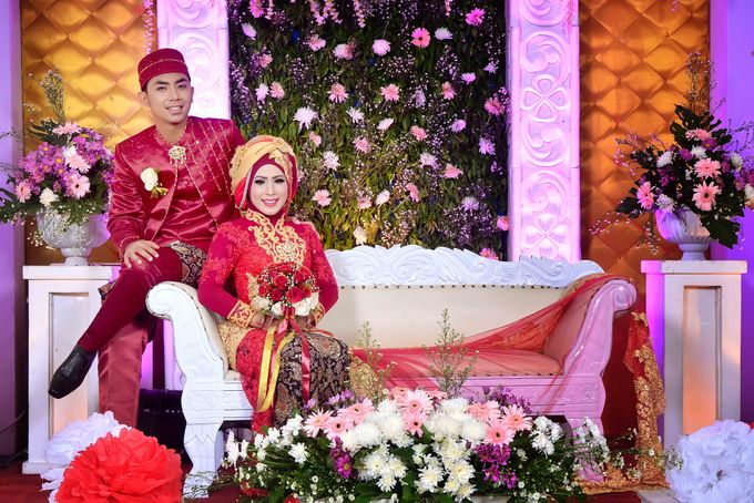 Wedding Of Nurma & Wisnu by GRAINIC Creative Studio - 004