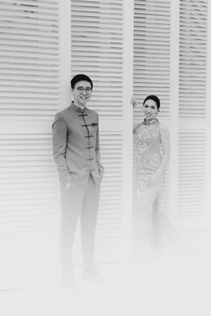 Engagement : Sungadi & Witny by CARA wedding - 012