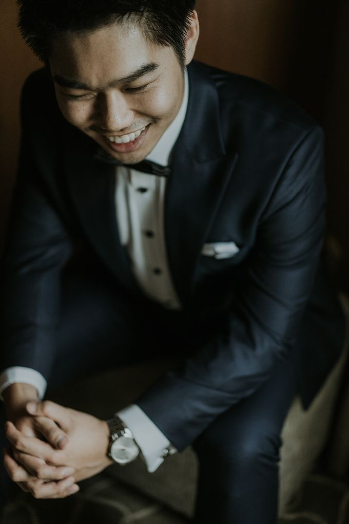 Preparation of Welton & Jessica by Wong Hang Distinguished Tailor - 006