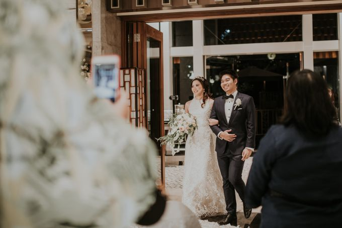 The Wedding of Welton & Jessica by Wong Hang Distinguished Tailor - 002