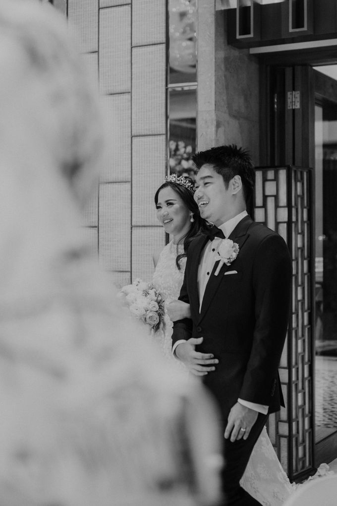 The Wedding of Welton & Jessica by Wong Hang Distinguished Tailor - 003