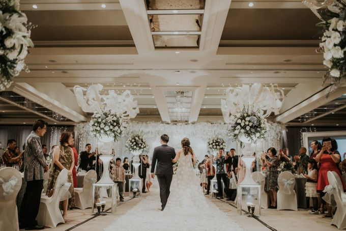 The Wedding of Welton & Jessica by Wong Hang Distinguished Tailor - 004