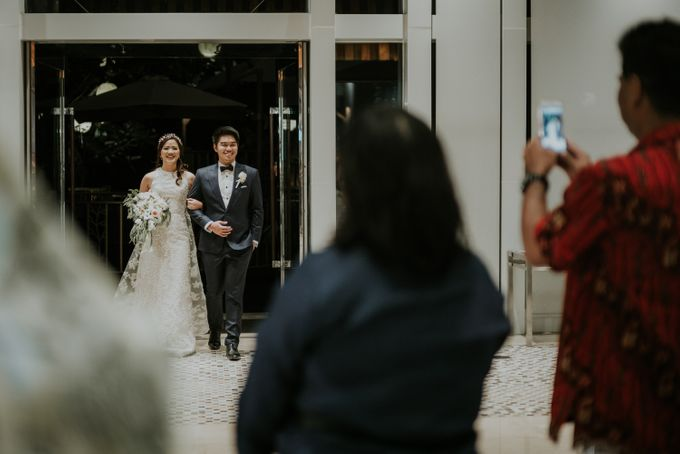 The Wedding of Welton & Jessica by Wong Hang Distinguished Tailor - 005
