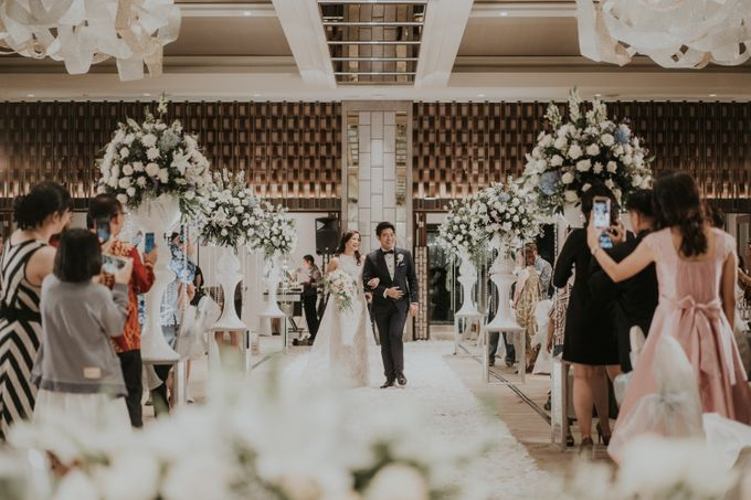 The Wedding of Welton & Jessica by Wong Hang Distinguished Tailor - 006