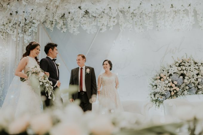 The Wedding of Welton & Jessica by Wong Hang Distinguished Tailor - 007