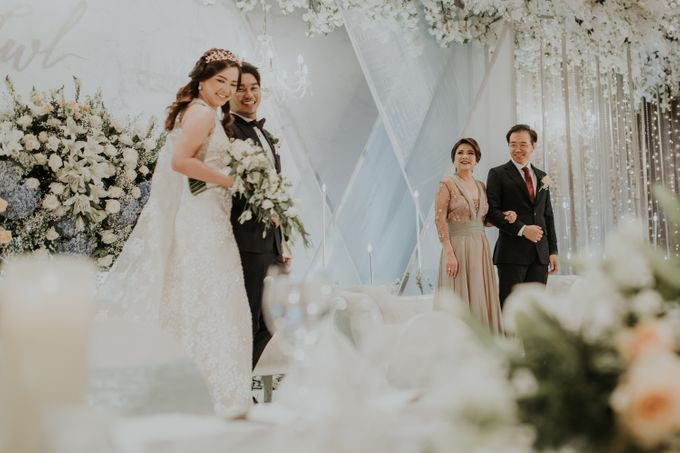 The Wedding of Welton & Jessica by Wong Hang Distinguished Tailor - 008
