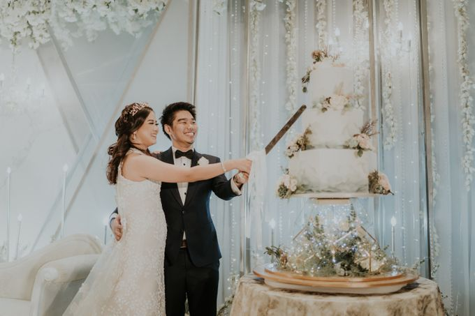 The Wedding of Welton & Jessica by Wong Hang Distinguished Tailor - 010