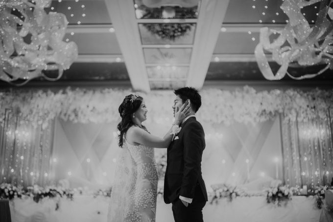 The Wedding of Welton & Jessica by Wong Hang Distinguished Tailor - 013