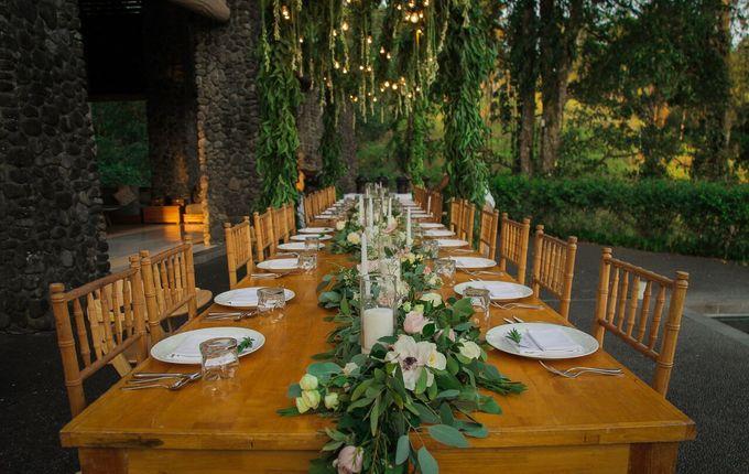 Sweet Garland Dinner by CITTA Wedding - 030