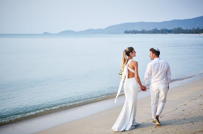 Bianca & Rubens Jewish Ceremony by Samui Weddings and Events - 014